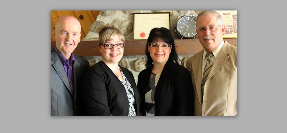 Équipe de notre étude de notaires - Coutu & Comtois (notaires à St-Gabriel-de-Brandon)